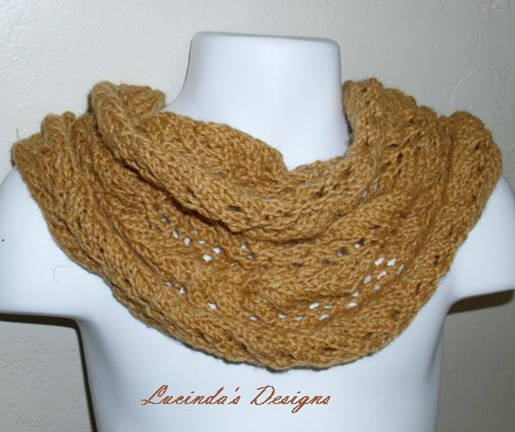 Easy Cowl Pattern AllFreeKnitting.com