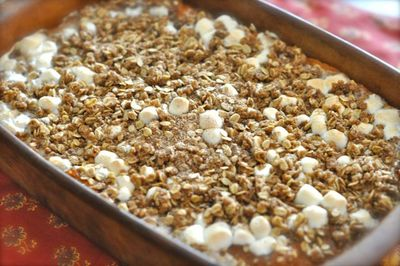 Copycat Boston Market Sweet Potato Casserole