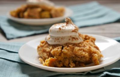 Must-Have Pumpkin Pie Dump Cake