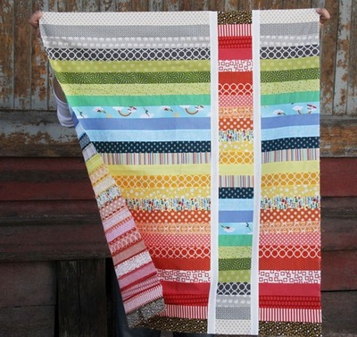Strip and Flip Quilt