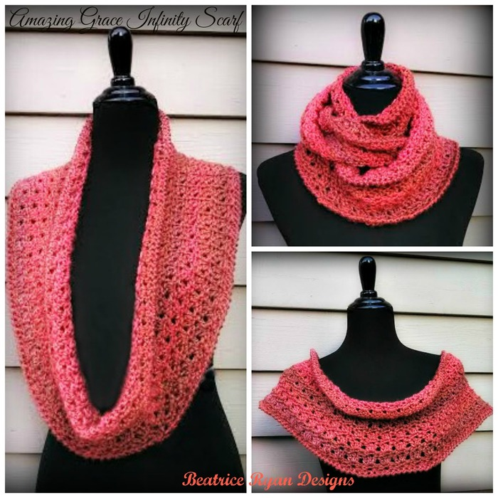 Free Crochet Pattern For Cancer Scarf : AllFreeCrochet.com - Free Crochet Patterns, Crochet ...