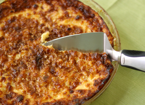 Grandma's Old-Fashioned Corn Pudding