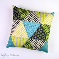 Pretty Patchwork Pillows