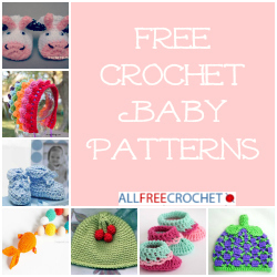 11 Crochet Baby Cocoon Patterns AllFreeCrochet.com