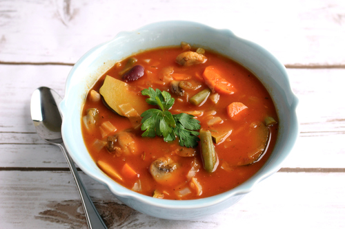 Rustic Cabbage Soup | RecipeLion.com