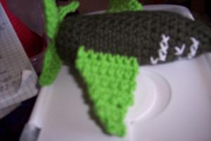 Crochet Airplane