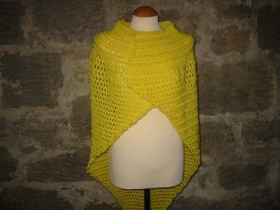 January Prayer Shawl Crochet