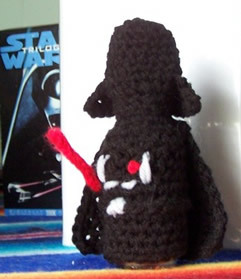 Darth Vader Hot Sauce Cover