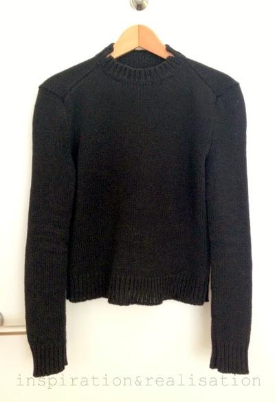 Полночь Магия свитер