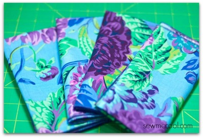 Hawaiian Dreams DIY Napkins