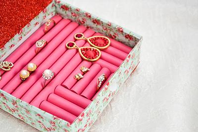 Ravishing Ring Box