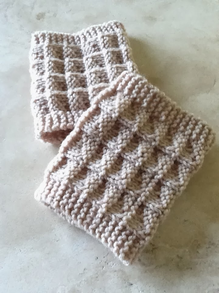 Two needle boot toppers allfreeknitting com