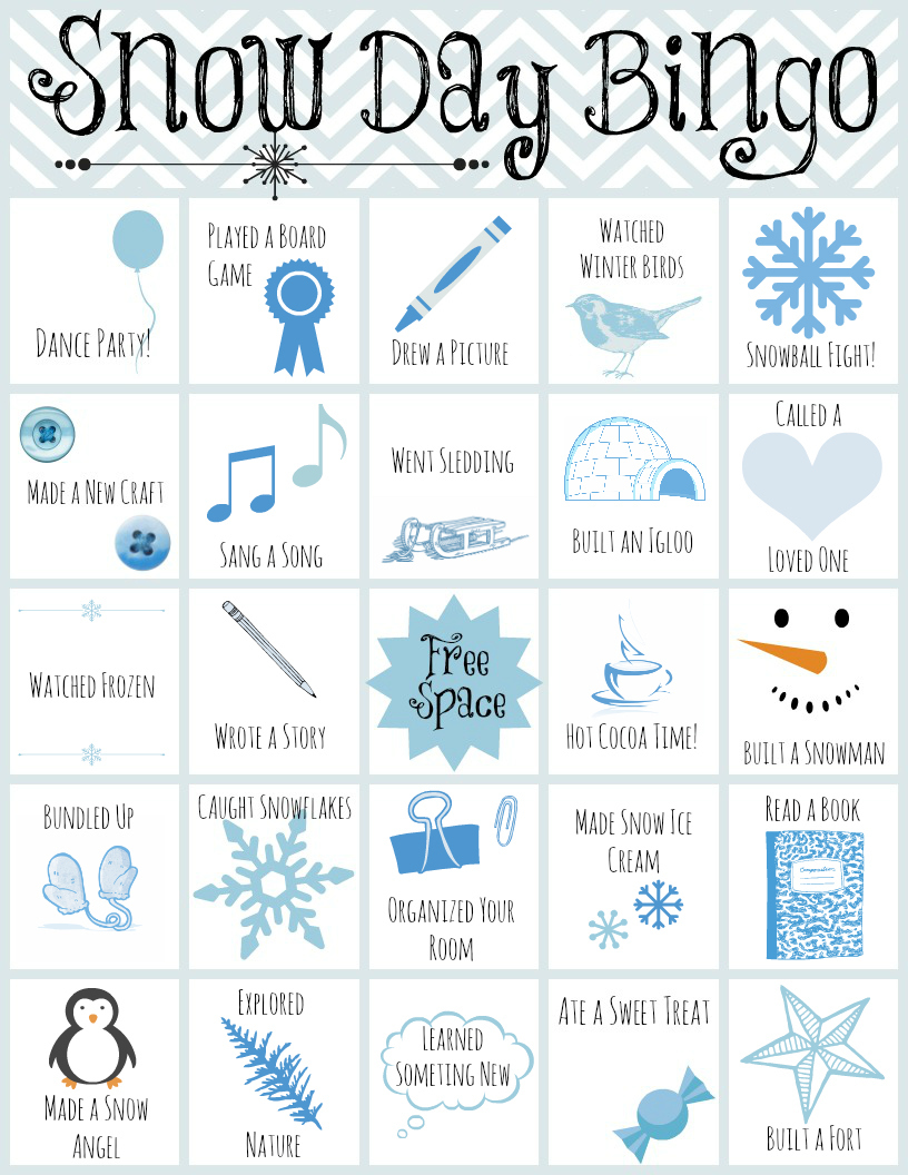 It's just an image of Magic Winter Bingo Cards Free Printable