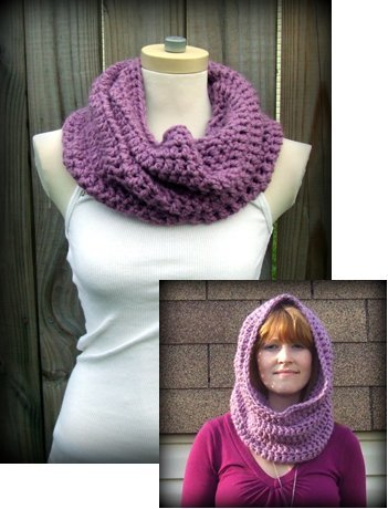 Purple Convertible Cowl
