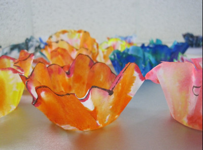Macchia Inspired by Chihuly
