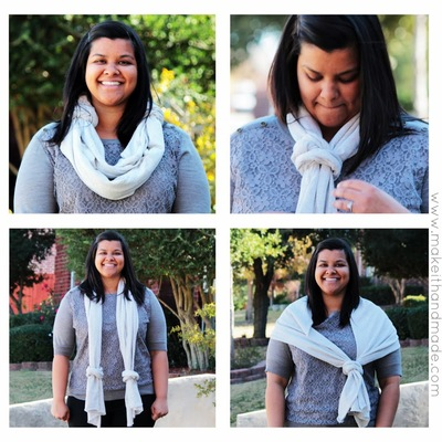 Multi-Way Kita Scarf
