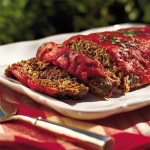 Amish Marriage Meatloaf