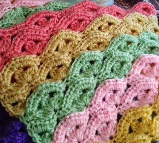 Pics Photos - Baby Ripple Afghan Free Pattern Free Crochet ...