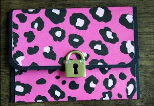 Girly Girl Gift Card Holder