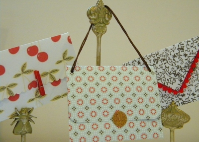 Simple Decorative Gift Card Holders