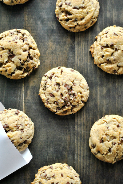 Homemade Doubletree Hotel Chocolate Chip Cookies ...