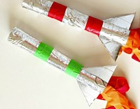 Daring Duct Tape Rockets
