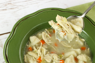 Cracker Barrel Copycat Chicken and Dumplings