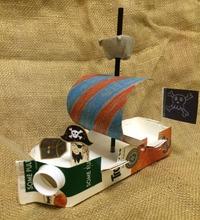 ScrapKins Ship Builder DIY Craft Kit