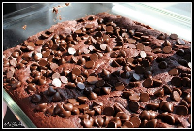 Ultimate Chocolate Dump Cake