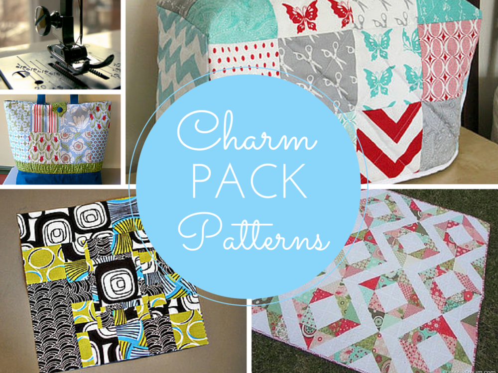The Most Charming 23 Charm Pack Quilt Patterns