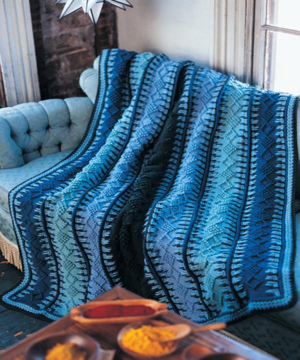 Tunisian Crochet Pattern Maker : AllFreeCrochetAfghanPatterns.com - Free Crochet Afghan ...