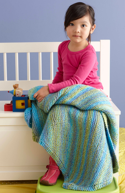 Soft Easy Baby Throw