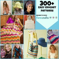 372 Easy Crochet Patterns: The Ultimate Crochet Guide