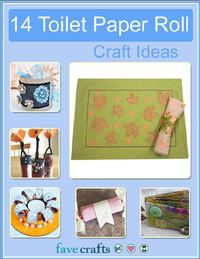 14 Toilet Paper Roll Craft Ideas Recycled Crafts