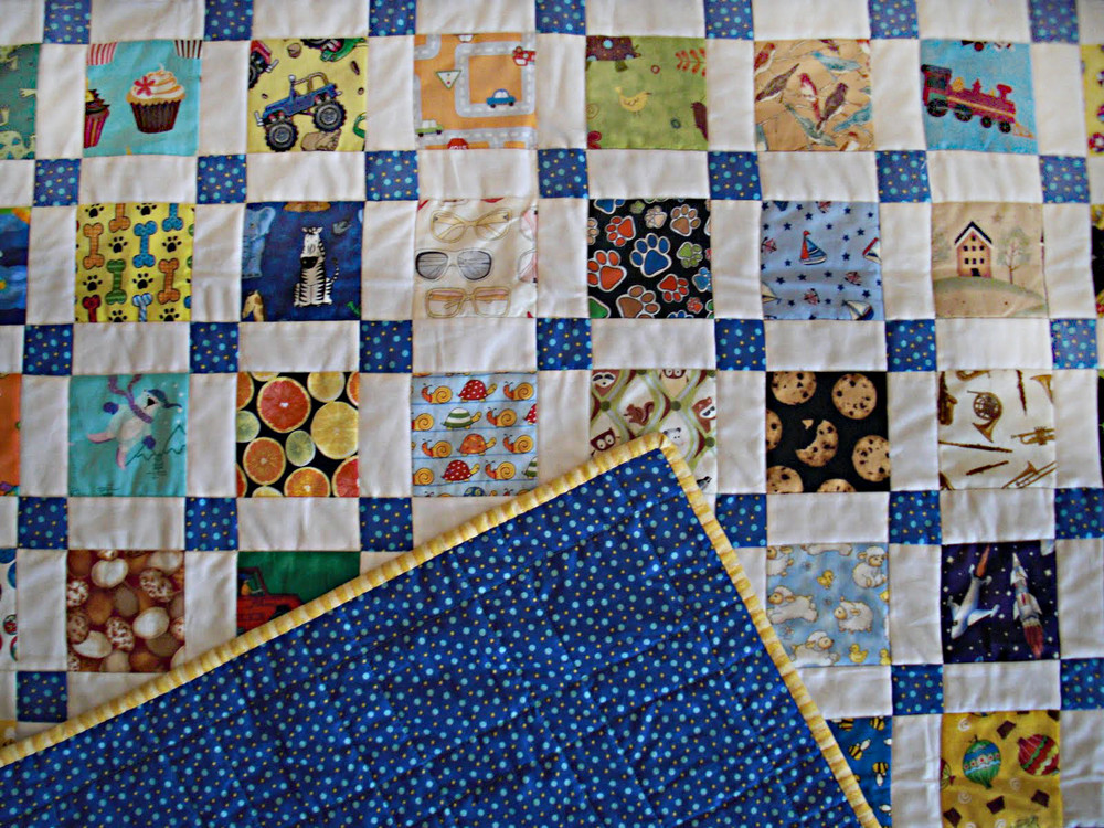 I Spy Disappearing Nine Patch Favequilts Com
