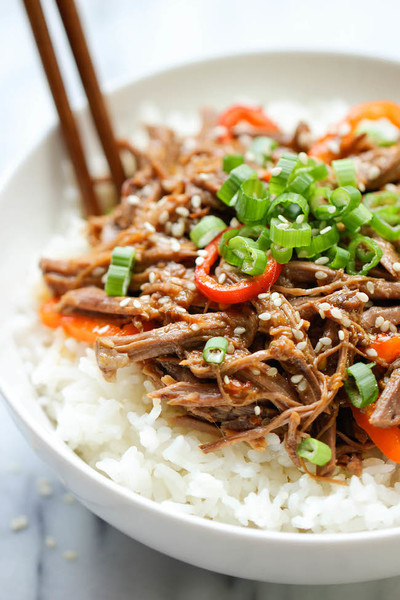 Dump and Go Korean Beef