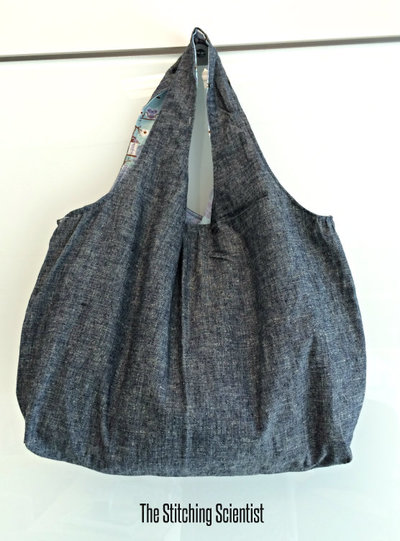 Remona's Reversible Tote Bag Pattern