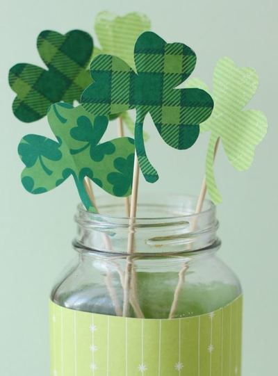Four Leaf Clover Bouquet