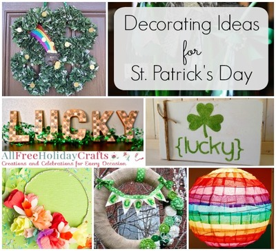 29 Decorating Ideas for St. Patrick's Day