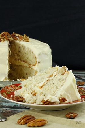 Turning Cake Mix Into Bakery Cake