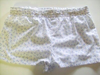 Simple Shirred Waist Shorts