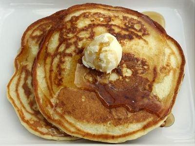 Copycat Cracker Barrel Pancakes