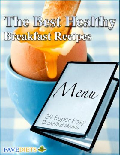 The Best Healthy Breakfast Recipes