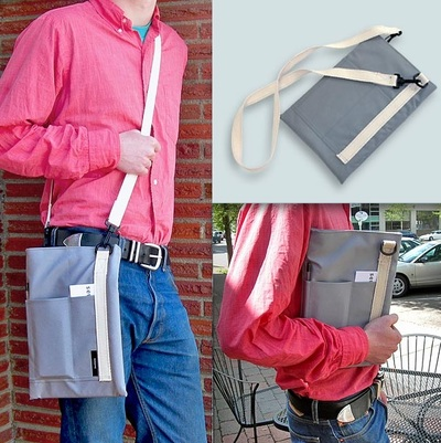 iPad Cross Body Sleeve for Dad
