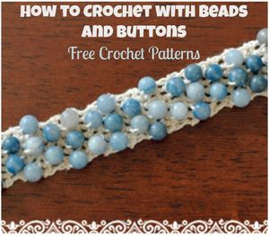 how to read bead crochet patterns
