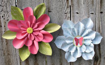 Lovely Little Paper Flowers