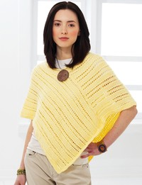 Lacy Summer Poncho