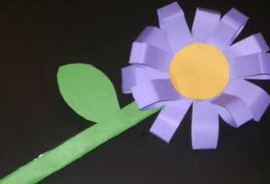 3D Flowers For Kids