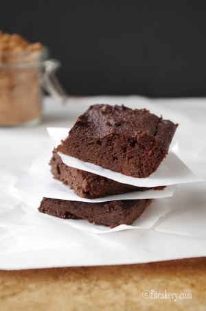 Low-Carb Chocolate Brownies