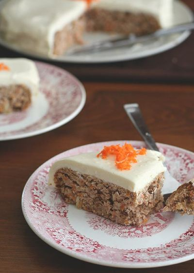 Very Best Carrot Cake